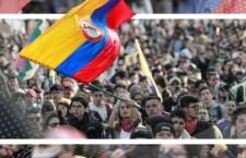 I giovani colombiani sfidano la violenza perpetua