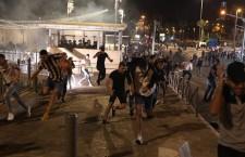 La polizia israeliana intensifica la violenza a Gerusalemme