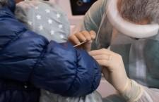 Imparare la lezione o vaccinare i bambini?