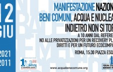 Appello del Forum Italiano dei Movimenti per l'Acqua