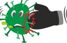Cos'è che scaccia di più il virus?