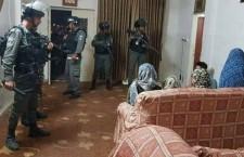 Il terrore nel cuore della notte in Palestina