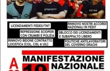 Novara, un omicidio insanguina lo sciopero della logistica