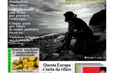Mensile Lavoro e Salute, numero di luglio