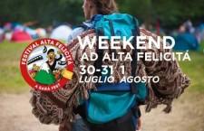 WEEKEND AD ALTA FELICITÀ 30-31 LUGLIO e 1 AGOSTO – VENAUS (TO)