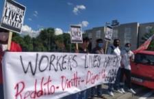 Bm Service e Grafica Veneta, Workers Lives Matter