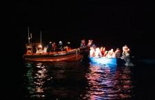 Migranti nel Mediterraneo, salvataggi e respingimenti