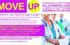 G20 SALUTE : MANIFESTAZIONE A ROMA IL 5 SETTEMBRE 2021