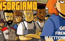Firenze, 18 settembre: insorgiamo assieme ai lavoratori Gkn