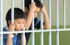 L'Italia che tiene i bambini in carcere