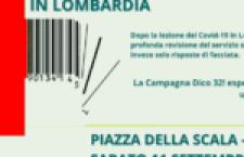 LOMBARDIA, SANITA' PUBBLICA, NO A RISPOSTE DI FACCIATA!