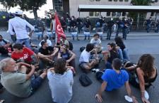 Texprint, manganelli e arresti contro lo sciopero della fame
