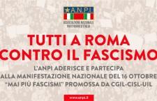 Appello per una grande partecipazione popolare alla manifestazione nazionale antifascista per il lavoro e la democrazia del 16 ottobre