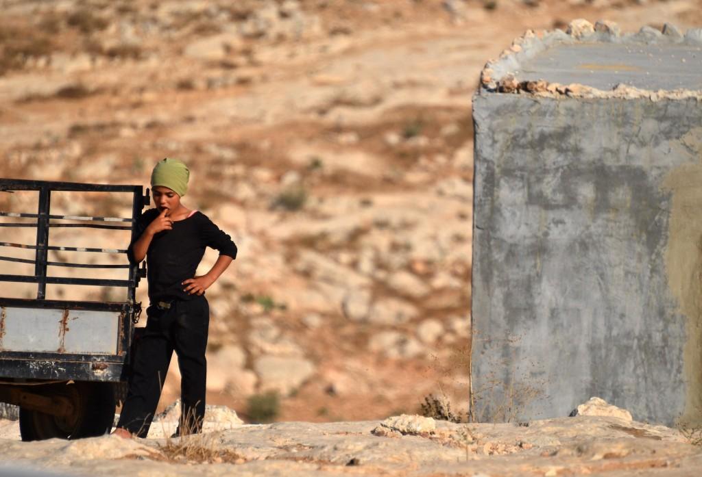 bambino palestinesew