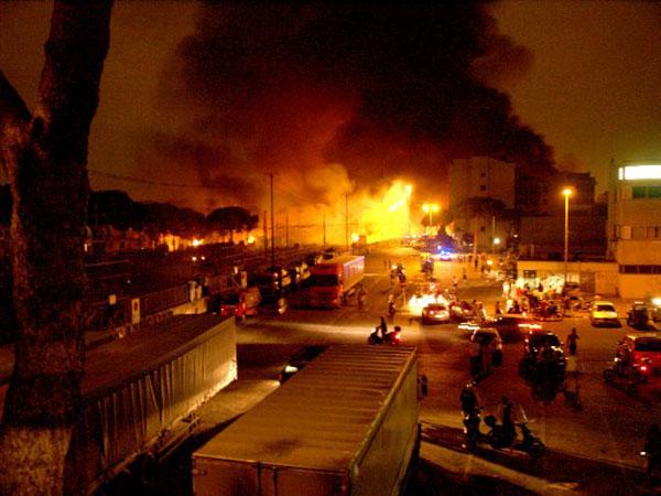 Viareggio-disastro
