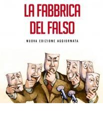 libro la fabbrica del falso
