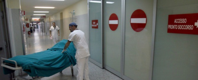 corridoio ospedaliero