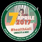 7 APRILE 2017 – LA SALUTE NON È IN VENDITA – APPELLO E INIZIATIVE IN EUROPA E IN ITALIA