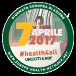 7 aprile – Giornata europea contro la commercializzazione della salute – #health4all #7aprile