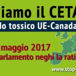 No all'approvazione del CETA. Stop TTIP Italia si mobilita per l'arrivo di Trudeau