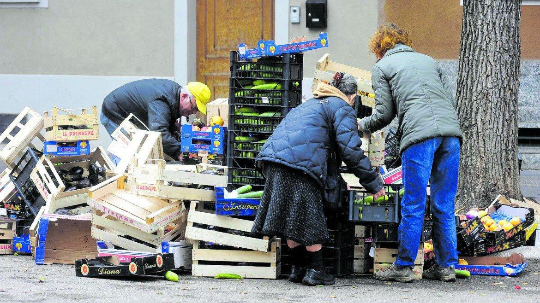 poverta roma