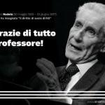 La passione di un maestro di vita