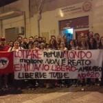 Appello per la libertà dei 6 italiani fermati ad Amburgo #NOG20