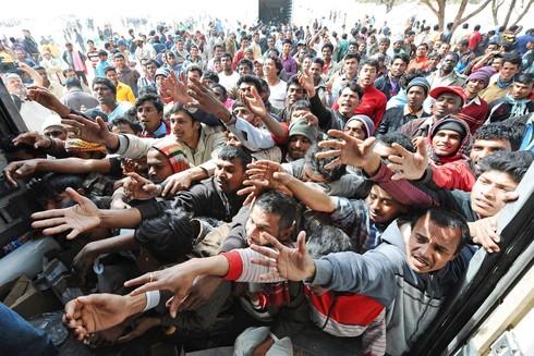 migranti profughi