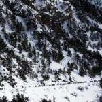 La nuova rotta dei migranti al confine tra Francia e Italia: il gelo più pericoloso del Mediterraneo