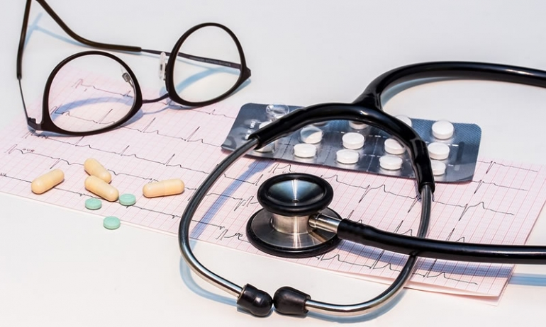 stetoscopio sanità