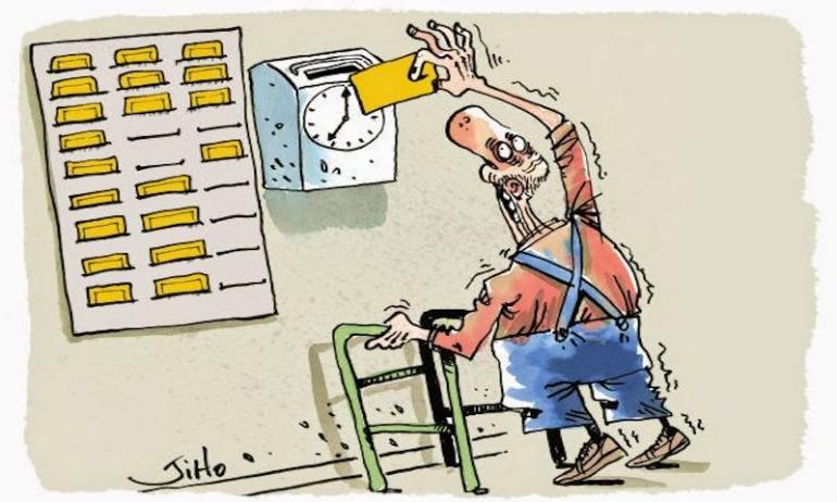 pensioni e morte