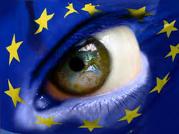 europa occhio
