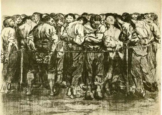 Kollowitz-the-prisoners-19082-560x400
