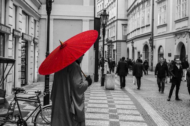 corona ombrello